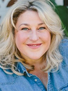 Karen Pickering - Australian feminist - author headshot