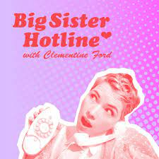 Big Sister Hotline podcast profile pic