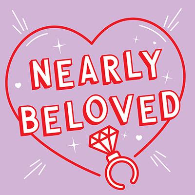 Nearly Beloved podcast logo - Karen Pickering Australia feminist