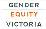 Gender Equity VIC logo