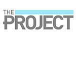 The Project TV logo